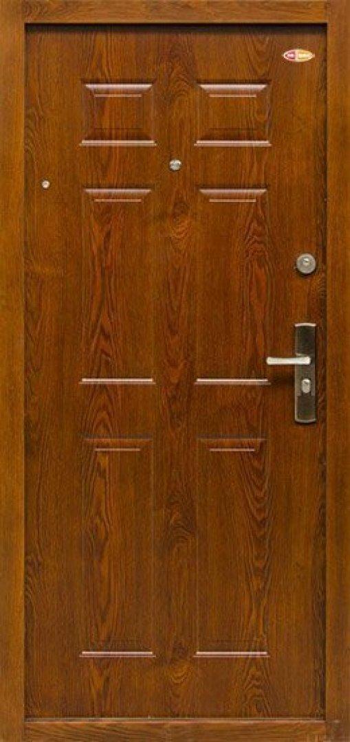 Acél biztonsági HI SEC  ajtó