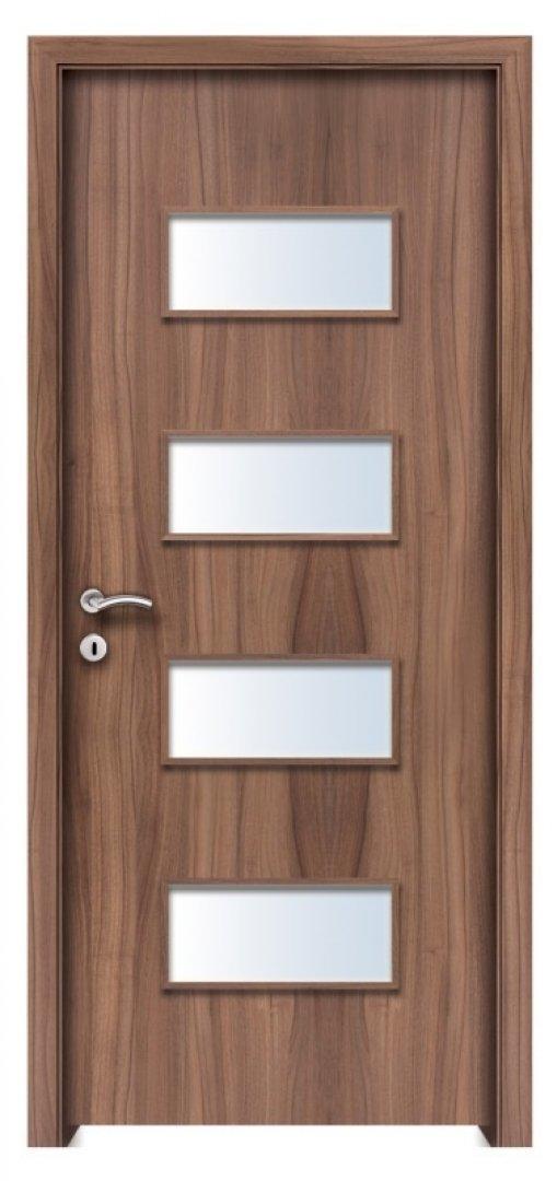 Théba CPL üveges beltéri ajtó, Dijon Dió