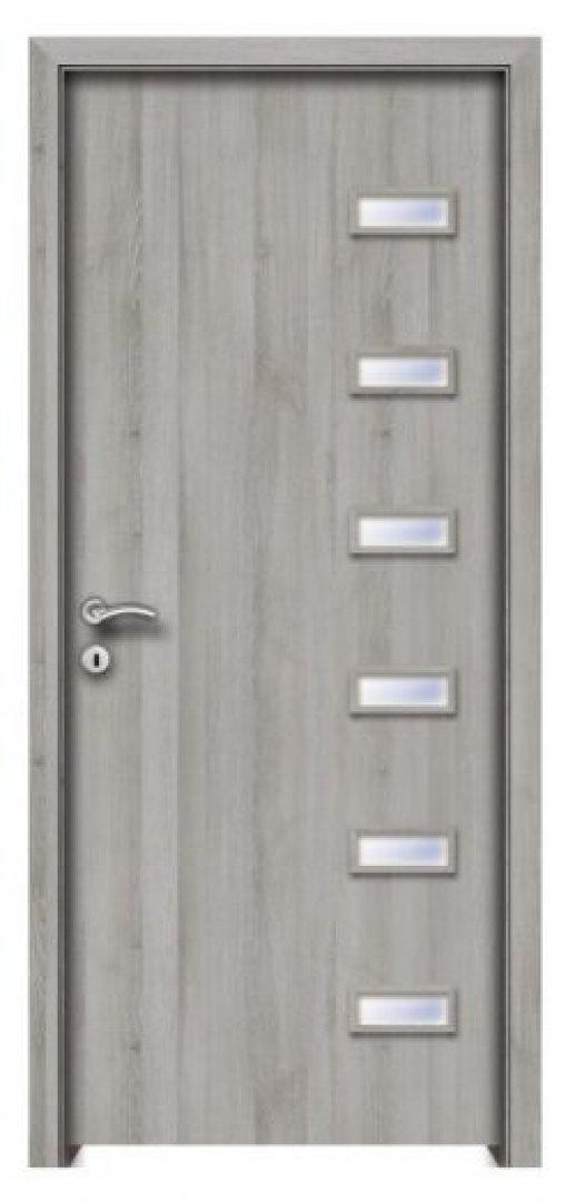 Athén CPL beltéri ajtó silver tölgy