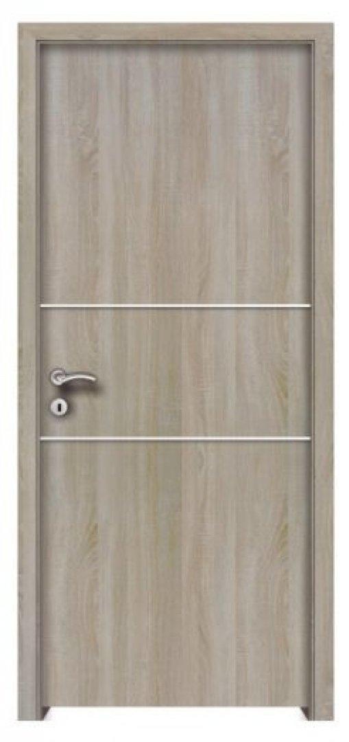 Gordion C2 CPL fémintarziás beltéri ajtó északi tölgy 250x522