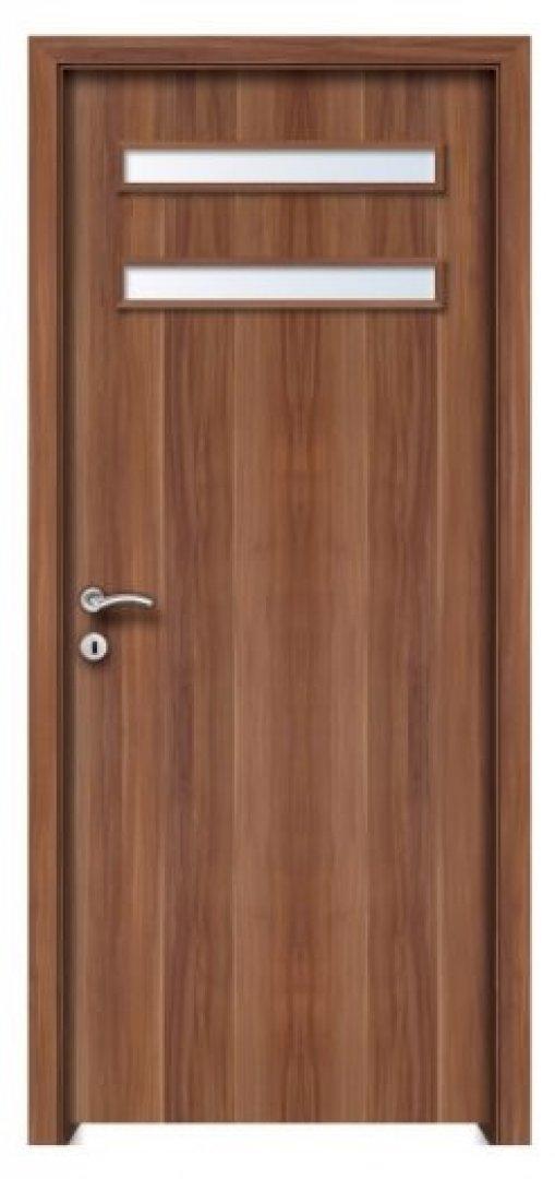 Delhi II. CPL üveges beltéri ajtó Merano