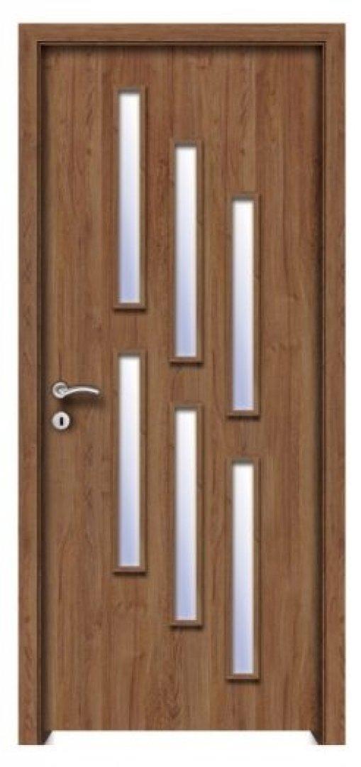 Délosz CPL üveges beltéri ajtó