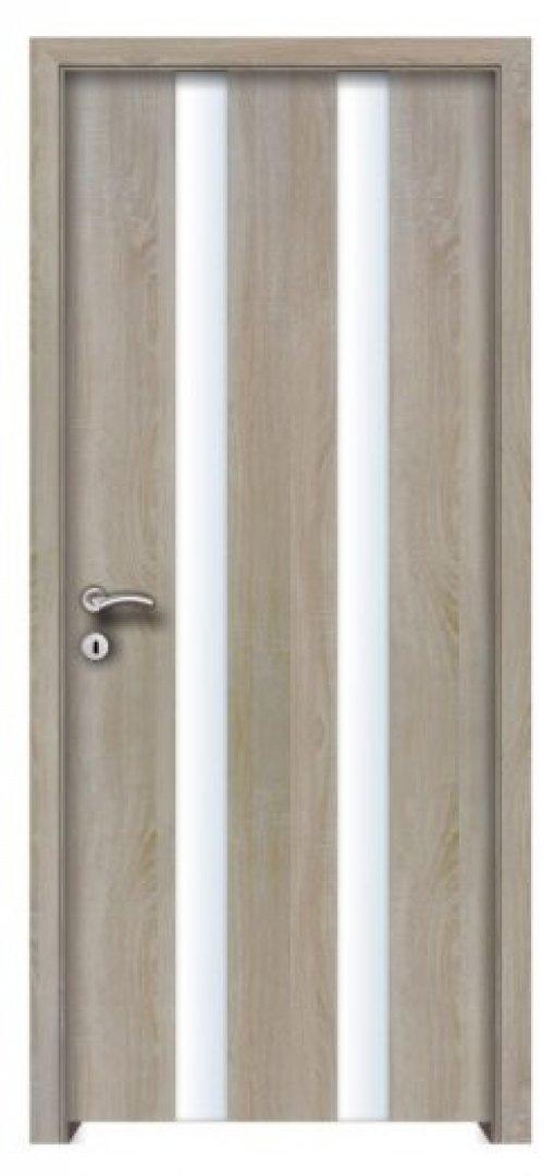 Opus CPL biztonsági üveges beltéri ajtó